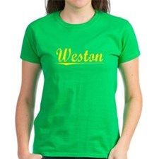Weston, Yellow Tee