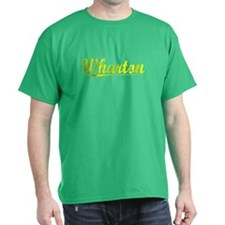 Wharton, Yellow T-Shirt