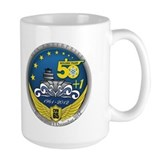 CVN 65 Inactivation! Coffee Mug
