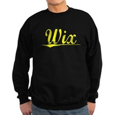 Wix, Yellow Sweatshirt