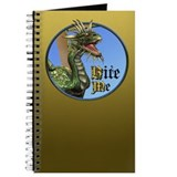 Bite Me Dragon Journal