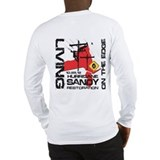 Hurricane Sandy Lineman Long Sleeve T-Shirt