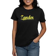 Zander, Yellow Tee