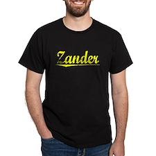 Zander, Yellow T-Shirt
