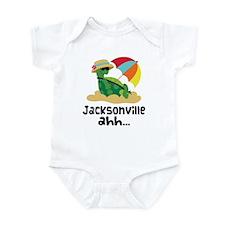 Jacksonville Florida Infant Bodysuit
