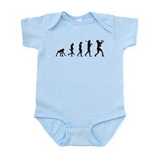 Evolution of Zombie Infant Bodysuit