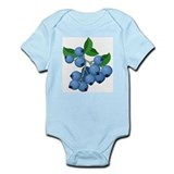 Blueberries Infant Creeper
