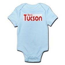 Born in Tucson Infant Creeper