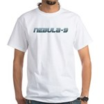 Nebula-9 White T-Shirt