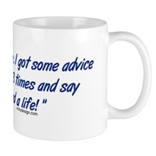 Cute Talk talkative Mug