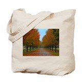Dreamy Fall New England Drive Tote Bag