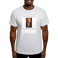 Hugo Black Ash Grey T-Shirt