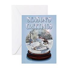 Season's Greeting Card
