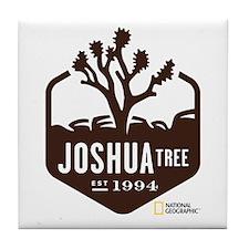 Joshua Tree Tile Coaster