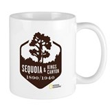 Sequoia & Kings Canyon Mug