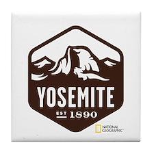 Yosemite Tile Coaster