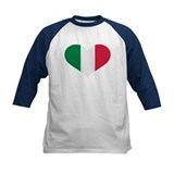 Mexico flag heart Tee