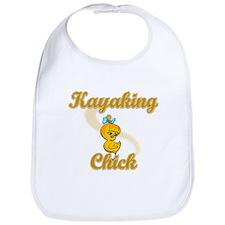 Kayaking Chick #2 Bib