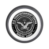 CTC CounterTerrorist Center  Wall Clock