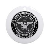 CTC CounterTerrorist Center Ornament (Round)