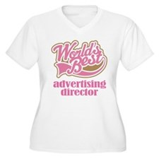 Advertising Director (Worlds Best) T-Shirt