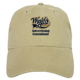 Advertising Consultant (Worlds Best) Cap