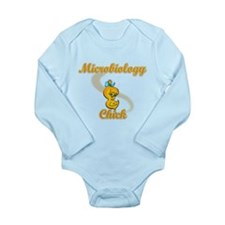 Microbiology Chick #2 Baby Outfits
