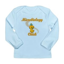 Microbiology Chick #2 Long Sleeve Infant T-Shirt