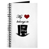 Mr. Darcy Heart Journal