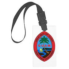 Guam Luggage Tag