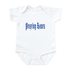 Jewish Praying Saves Infant Bodysuit