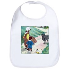 Baa Baa Black Sheep Bib