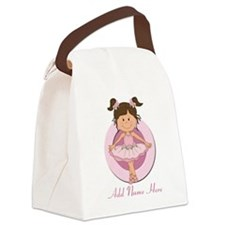 personalizedballet Canvas Lunch Bag