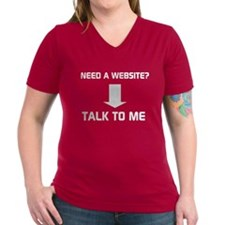 NEED A WEBSITE? Shirt