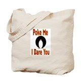 Poke the Penguin Tote Bag