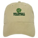 Cute Volleyball team Baseball Cap