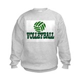 Funny Green team Sweatshirt