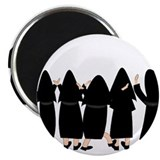 Cute Singing nun Magnet
