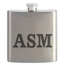 Unofficial ASM Flask