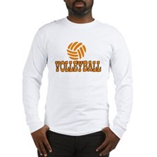 Cute Mens volleyball Long Sleeve T-Shirt