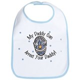 Unique Detective's kid Bib