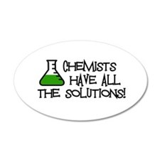 Chemists Wall Decal