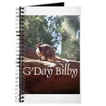 Black Footed Wallaby Journal