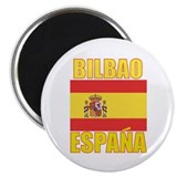 "Unique Spanish 2.25"" Magnet (100 pack)"