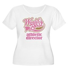Athletic Director (Worlds Best) T-Shirt