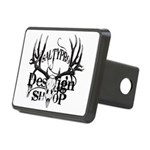 saltypro design shop Rectangular Hitch Cover