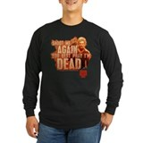 Walking Dead Daryl Dixon Long Sleeve T-Shirt
