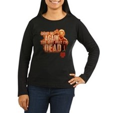 Walking Dead Daryl Dixon Women's Long Sleeve