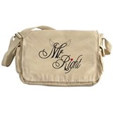 Mr. Right Messenger Bag
