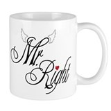 Mr. Right Coffee Mug